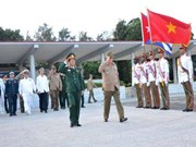 Vietnam et Cuba renforcent leur coopération dans la défense