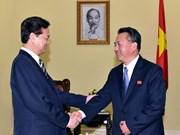 Le Vietnam et la RPD de Corée scellent une coopération tous azimuts