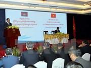Promouvoir la coopération frontalière entre le Vietnam et le Cambodge