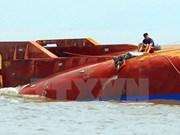 Bateau Hoang Phuc : les deux portés disparus retrouvés