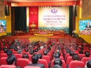 Le Comité du Parti pour Hanoi regroupe 74 membres