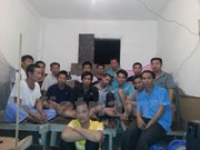 Simco Song Da: un accord sur le rapatriement de travailleurs signé