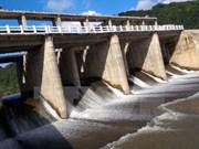 Approbation d'un projet pour la sécurité des barrages