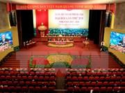Fin des congrès des organisations du PCV de ressort central