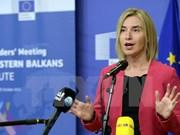 L'UE appelle au règlement des différends en Mer Orientale