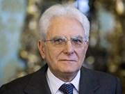 Le président italien termine sa visite d'Etat au Vietnam