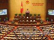 L'AN adopte la résolution sur le budget d'Etat 2016