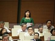 La loi sur le référendum en débat à l'Assemblée nationale