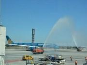 Vietnam Airlines maintient ses vols vers la France