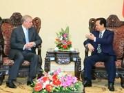 Le PM Nguyên Tân Dung reçoit le prince britannique Andrew