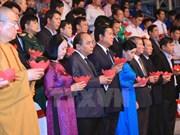 Hommage aux victimes des accidents de la route à Hanoi