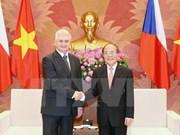 Promouvoir les relations entre le Vietnam et la République tchèque