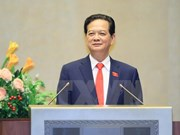 Interpellations du Premier ministre Nguyen Tan Dung