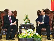 Le PM reçoit le ministre cubain du Commerce extérieur