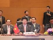 Activités du vice-PM Pham Binh Minh en Malaisie