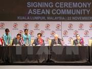 Un virage historique dans le processus de développement de l'ASEAN
