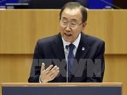 Mer Orientale : Ban Ki-moon appelle les parties à respecter le droit