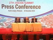 Le 27e Sommet de l'ASEAN se clôture avec succès