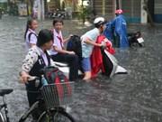Plus de 10.000 milliards de dongs pour lutter contre les inondations à HCM-Ville