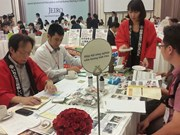Coopération entre les entreprises d'export de produits alimentaires Japon-Ho Chi Minh Ville