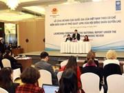 Droits de l'homme: le Vietnam met en œuvre les recommandations de l'EPU