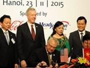 Le Vietnam et les États-Unis signent un mémorandum sur la coopération dans la santé