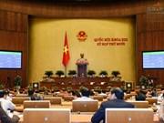 Les prochaines élections législatives fixées au 22 mai 2016