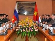 Vietnam-Russie : promotion de la coopération