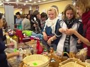 Le Vietnam participe à la Foire caritative d'hiver Bazaar en Russie