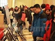 Expo photo sur les constructions illégales de la Chine en Mer Orientale