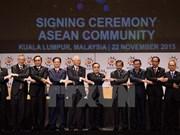 Les contributions du Vietnam à la création de la Communauté de l'ASEAN