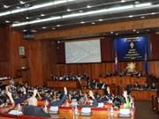 Le Parlement cambodgien adopte le budget public pour 2016