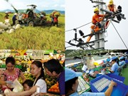 Les réalisations socio-économiques du Vietnam après 30 ans de Renouveau