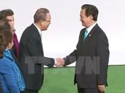 Le PM vietnamien à l'ouverture de la COP21 à Paris
