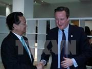 Le Vietnam souhaite promouvoir ses relations avec les pays du monde