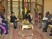 Le Burkina Faso reconnaît le statut de l'économie de marché du Vietnam