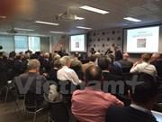 Panel de discussion sur la Mer Orientale en Australie