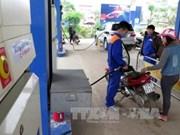 Baisse continue des prix des carburants