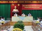 Truong Tan Sang travaille avec le Comité de pilotage du Nam Bo occidental
