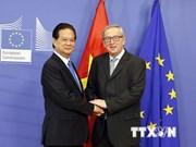 Communiqué de presse sur l'achèvement des négociations du FTA Vietnam-UE