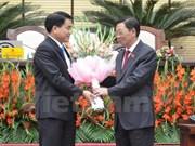 Le Comité populaire de Hanoi a un nouveau président