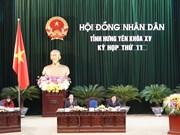 Hung Yen prend des mesures pour le développement socio-économique