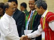 Le Parlement birman approuve l'accord de cessez-le-feu national