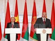 Le président biélorusse entame sa visite d'Etat au Vietnam