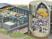 Lancement d'un simulateur de réacteur nucléaire
