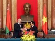 Le président biélorusse termine sa visite d'Etat au Vietnam