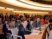 Droits de l'homme : le Vietnam s'engage à respecter les engagements internationaux
