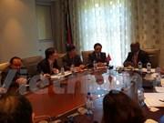 Renforcement de la coopération entre les AN vietnamienne et sud-africaine