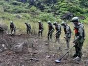 Vietnam et Chine coopèrent dans le déminage à la frontière