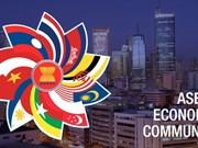Echange de vue sur la Communauté de l'ASEAN au Mexique